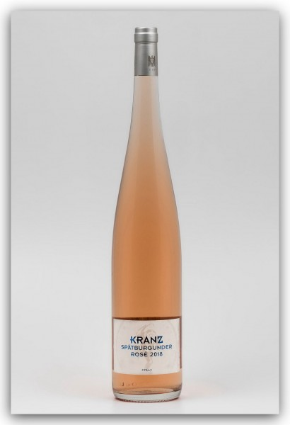 Kranz Spätburgunder Rosé 2018 - 1,5 L. Magnum