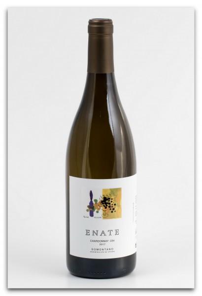 Bodegas Enate Chardonnay - 234 DO 2017