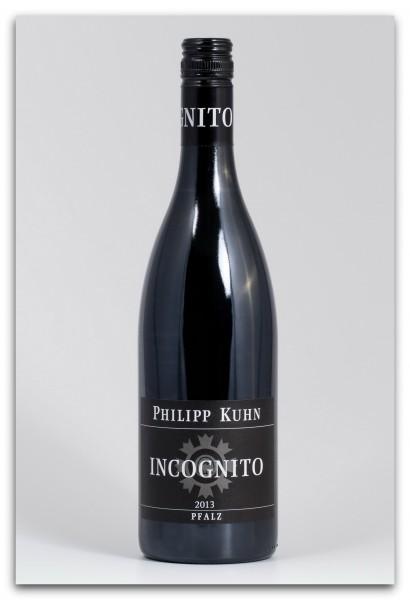 Philipp Kuhn Rotweincuvée Incognito DQ 2013, trocken