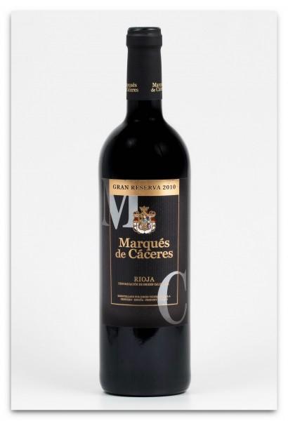 Marqués de Cáceres Rioja Gran Reserva DOCa 2010