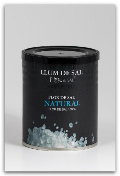 Flor de Sal Natural - 100 % Meersalz - 150 g