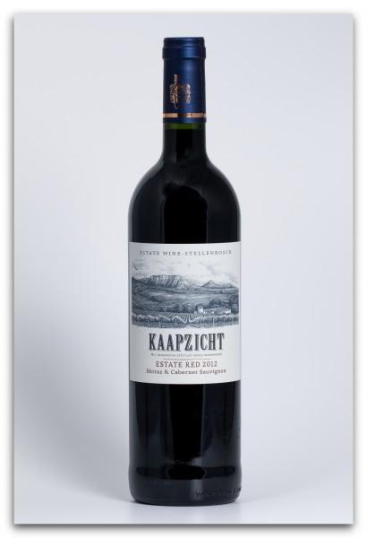 Kaapzicht Wine Estate Red 2012