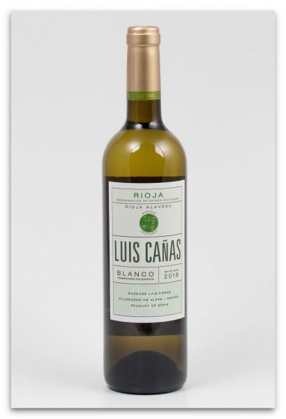 Luis Canas Rioja Blanco DOCa 2018