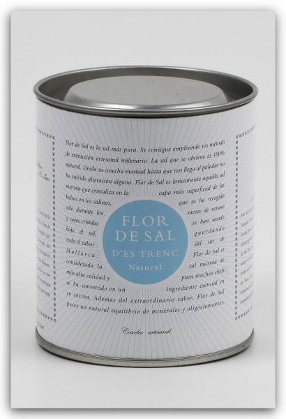 Flor de Sal d' Es Trenc Natural - 100 % Meersalz - 180g