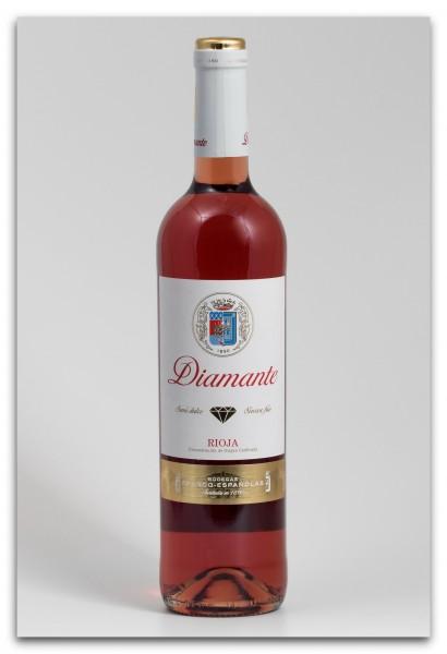 """Franco Españolas """"Diamante Rosé"""" Rioja DOCa"""
