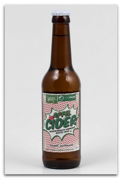 Zwutsch und von Freude Apfel-Cider - 0,33 L.