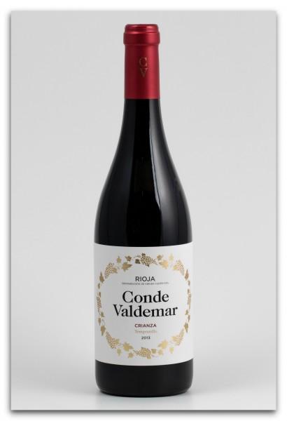 "Bodegas Valdemar Rioja  Crianza  ""Conde Valdemar"" DOCa 2013"