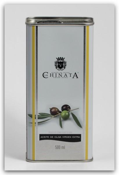 Compañia Oleicola La Chinata Natives Olivenöl Extra - 0,5 L.