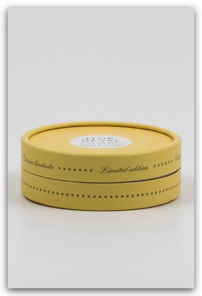 Flor de Sal d' Es Trenc Limon & Lavanda - Meersalz mit Zitrone und Lavendel - 60g