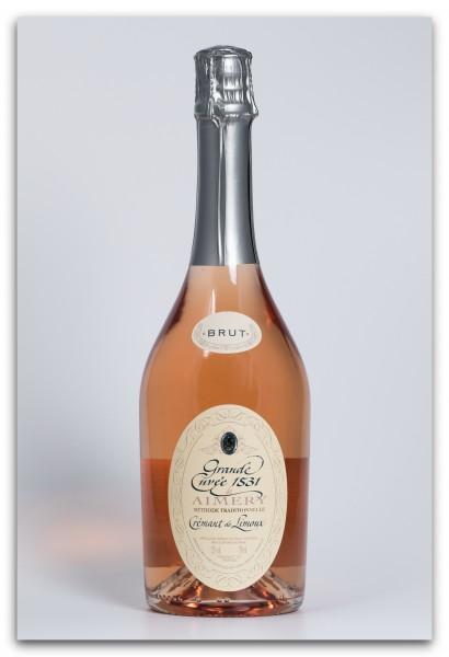 Aimery Grande Cuvée 1531 Rosé Brut Crémant de Limoux AOC