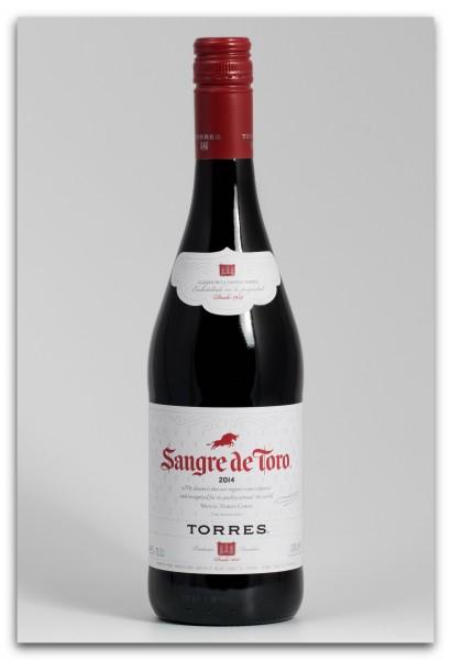 """Miguel Torres """"Sangre de Toro"""" DO 2014"""